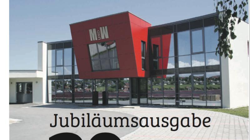 20 Jahre MuW Werbeagentur und Medienhaus!