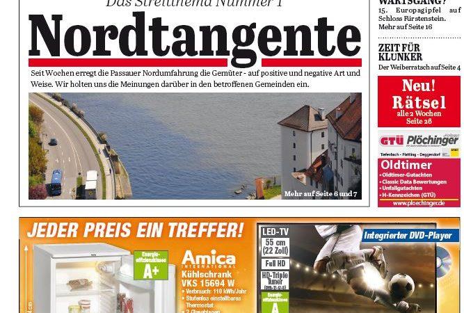 'Die Neue Woche', Ausgabe KW 19/16