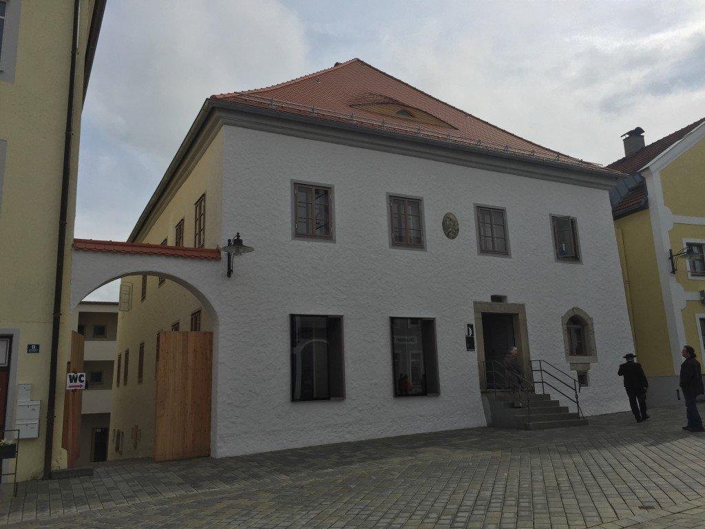 Bauhütte Perlesreut