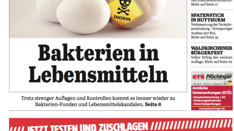 'Die Neue Woche', Ausgabe KW 24/16
