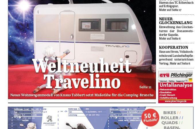 'Die Neue Woche', Ausgabe KW 25/16