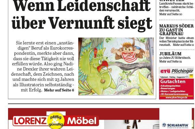 'Die Neue Woche', Ausgabe KW 30/16