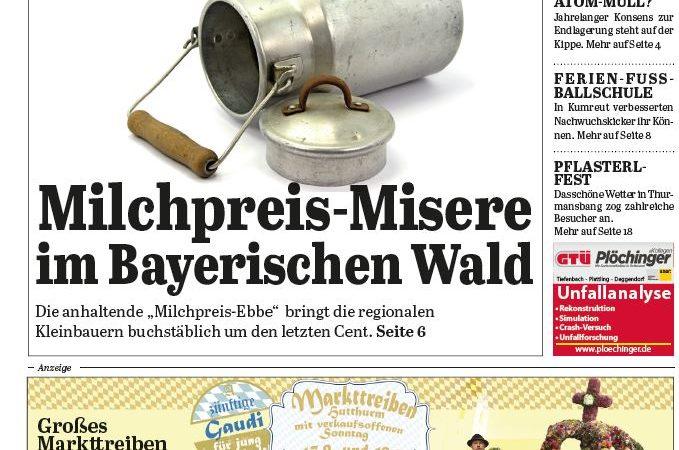 'Die Neue Wocher', Ausgabe KW 34/16