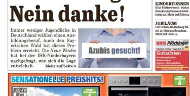 'Die Neue Woche', Ausgabe KW 39/16