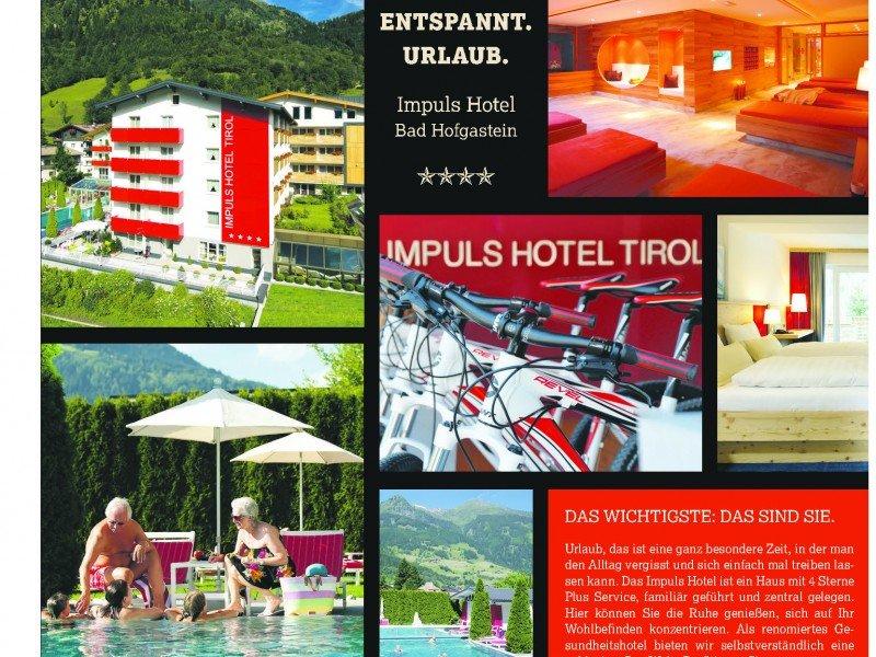 IMPULS HOTEL TIROL, Bad Hofgastein
