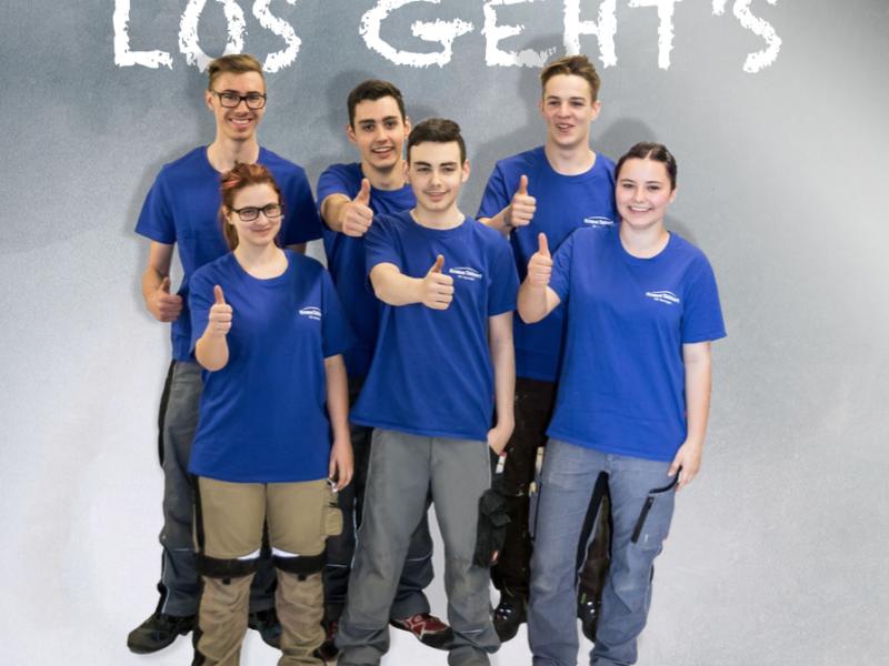 Neue Ausbildungsbroschüre für Knaus Tabbert GmbH
