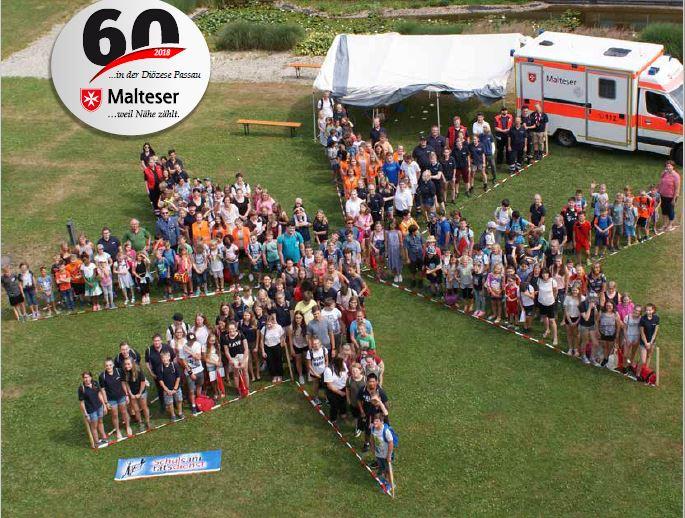 60 Jahre Malteser in der Diözese Passau