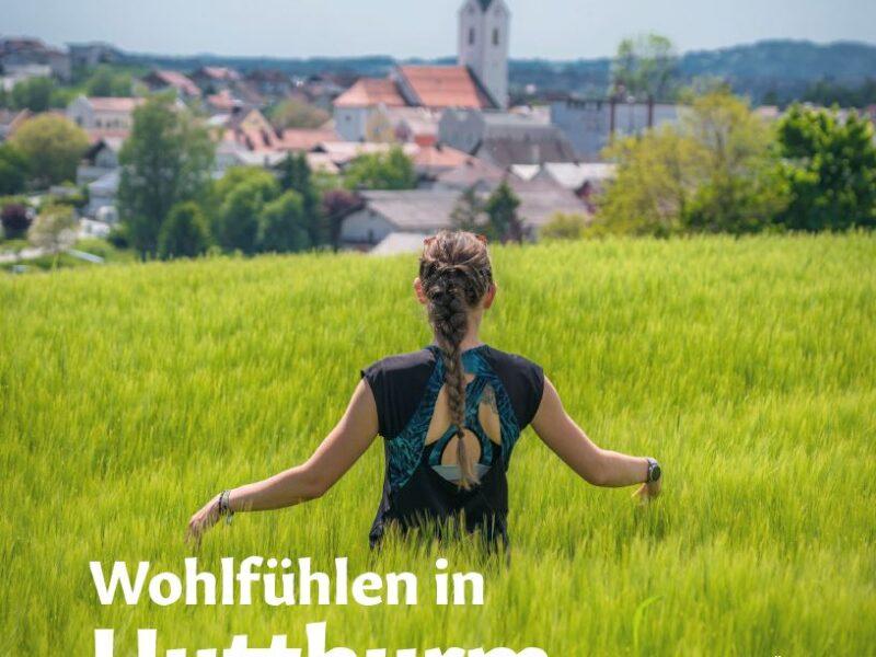 Neue Marktbroschüre für Hutthurm